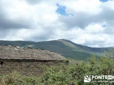 Majaelrayo - Pueblos arquitectura negra - Pico Ocejón; turismo senderismo